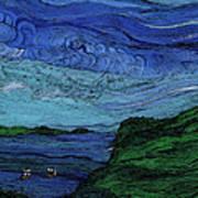 Thunderheads Art Print by First Star Art