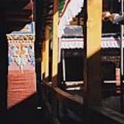 Tibet Potala Palace 7 Art Print