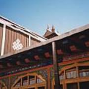 Tibet Potala Palace 8 Art Print