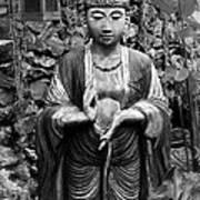 Tibetan Buddha Art Print