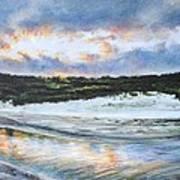 Tidewater Art Print