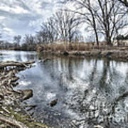 Tifft Nature Preserve Art Print