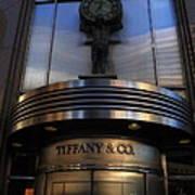 Time At Tiffany's Art Print