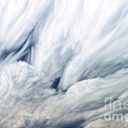 Time-lapse Clouds Art Print