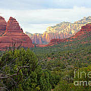 Timeless Sedona Art Print