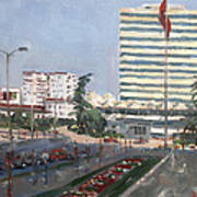 Tirana Art Print
