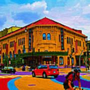 Tivoli Theatre Art Print