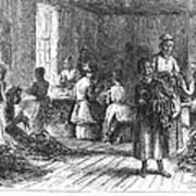 Tobacco Factory, 1873 Art Print