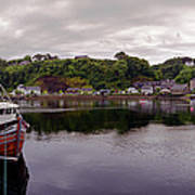Tobermory Harbor Art Print