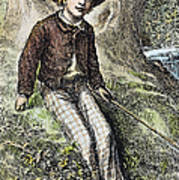 Tom Sawyer, 1876 Art Print by Granger