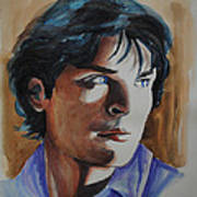 Tom Welling Art Print