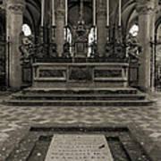 Tomb Of William The Conqueror Art Print