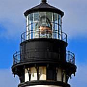 Top Of Lighthouse Art Print
