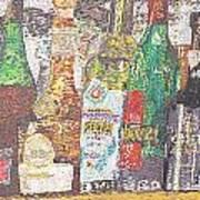 Top Shelf Art Print