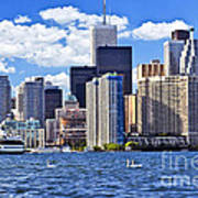 Toronto Waterfront Art Print