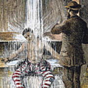 Torture At Sing Sing C1869 Print by Granger