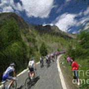 Tour De France 1 Art Print