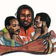 Toure Kunda Art Print