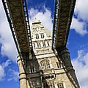 Tower Bridge In London Art Print