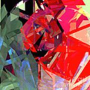 Tower Poly 15 Art Print