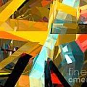 Tower Series 2b Art Print