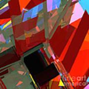 Tower Series 41 Mineshaft Art Print