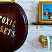 Toxic Assets Art Print by Dawn Graham