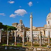 Trajan's Market Art Print