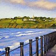 Tramore County Waterford Art Print