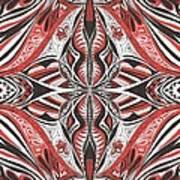 Tribe1 Art Print