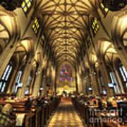 Trinity Church Nyc Art Print