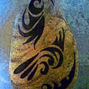 Trinity Neoglyph Art Print by George  Page