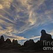 Trona Pinnacles 6 Art Print