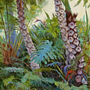 Tropical Underwood Art Print
