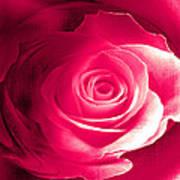 True Love Amore Vero Art Print