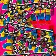 Jazz Trumpet Solo 1 Art Print