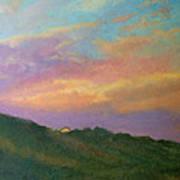 Truro Sunset  Art Print