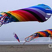 Go Fly A Kite 9 Art Print