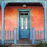 Tucson Front Porch Art Print
