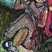 Tug Of War Art Print