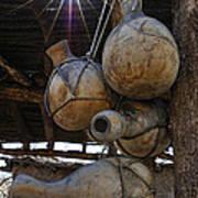 Tumacacori Gourds Art Print