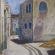 Tunisia Art Print