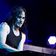 Tuomas Holopainen - Nightwish  Art Print