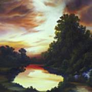 Turner's Sunrise Art Print