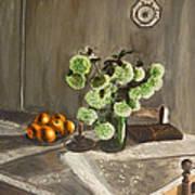 Tuscan Kitchen Print by Demian Legg
