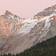 Twilight San Juan Mountains Art Print