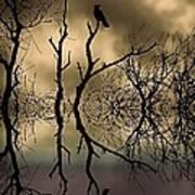 Twilight Print by Sharon Lisa Clarke