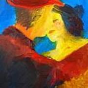 Two Am Tango Art Print
