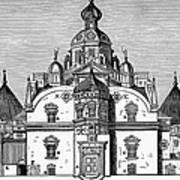 Tycho Brahes Observatory Art Print