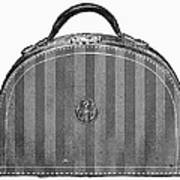 Typewriter Case, 1889 Art Print